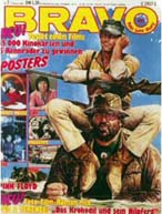 magazine Bravo Bud Spencer & Terence Hill