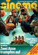 magazine Cinema Bud Spencer & Terence Hill