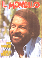 magazine Il Monello Bud Spencer