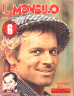 magazine Il Monello Terence Hill
