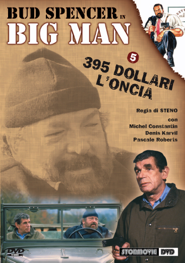 Dvd BIG MAN | La fanciulla che ride