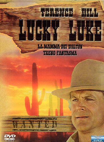 DVD - Lucky Luke #01