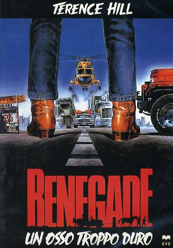 Dvd RENEGADE
