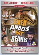 dvd Even angels eat beans